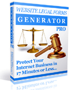 Website Legal Forms Generator Pro